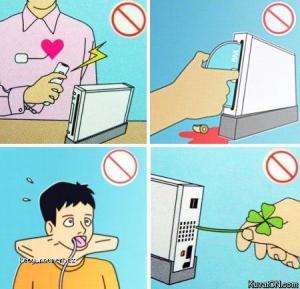 nintendo wii user manual