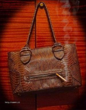 kourici kabelka