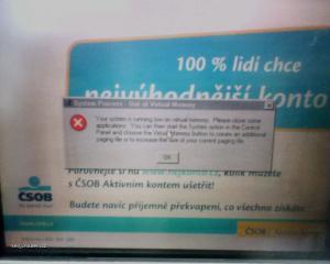 CSOB bankomat