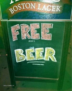 X Free Beer  Not Quite