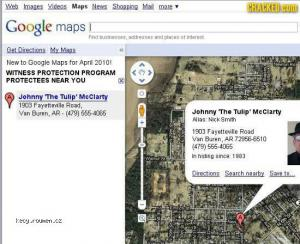 Googlemapsnejblizsisvedkovevochrane