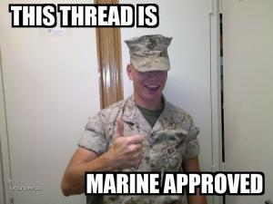 marine approved