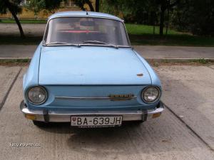 1970 skoda 100