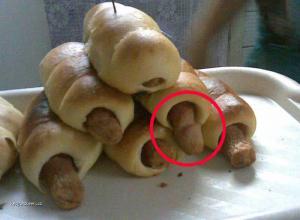 z ceho ten hot dog vlastne je