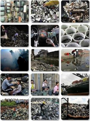 Chinas Electronic Waste Hell