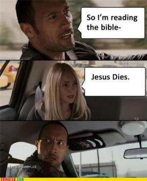 bible spoiler alert