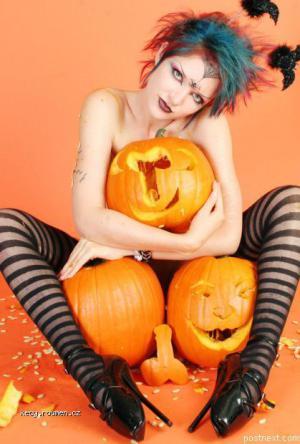 Halloween je uz pryc