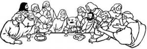 last cereal supper