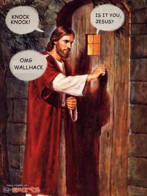 jezus wallhack