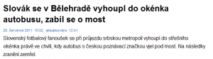 slovenska debilita