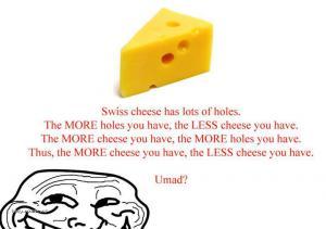 troll cheese