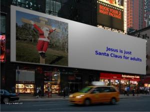 jesus is just