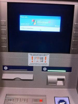 bankomat xp