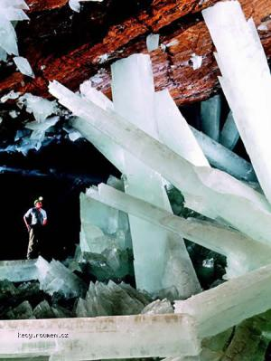 Incredible Caves  Cave of Crystals
