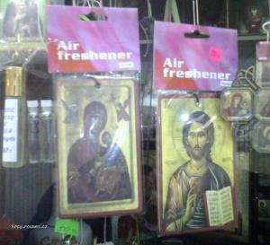 Chistian air fresh