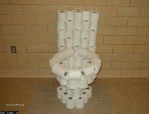hajzpapir wc