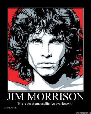 demotivationalposterJim Morrison