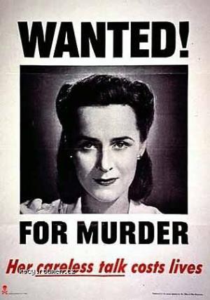 Bizarre Propaganda Posters 3