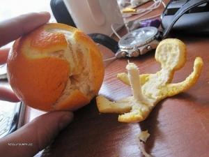 orange like a boss