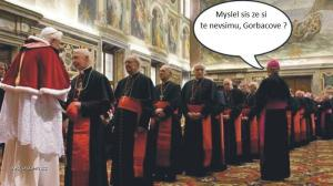 papez gorbacov