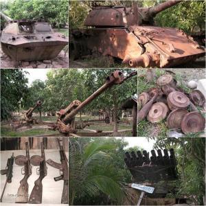 Museum of Rusty Machinery