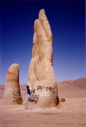 rock finger