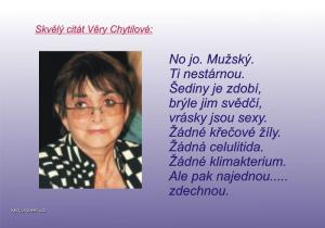 citat vera chytilova