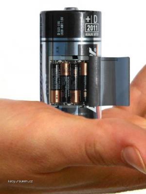 jak funguji baterie