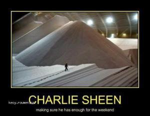 charlie weekend