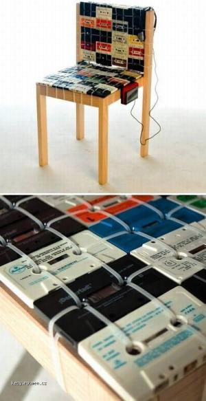 Tape chair