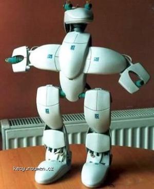 robot mysak