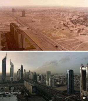 Dubaj  1990  2007