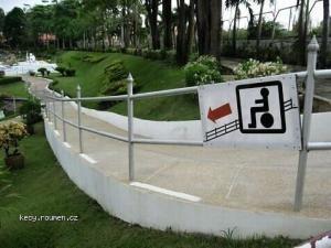 Adrenalin pro vozickarov