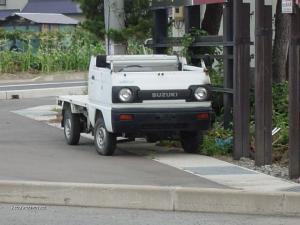 suzuki cabriolet
