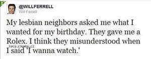 My lesbian neighbors