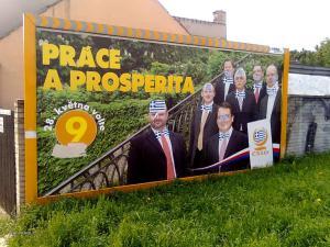 Prace a Prosperita