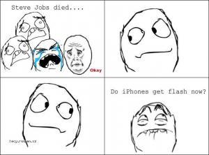jobs die flash