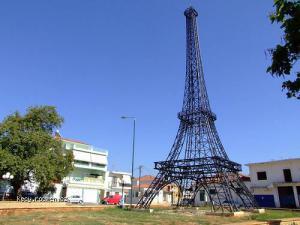 soukromej Eiffel