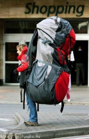 maxi ruksak
