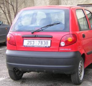 ChevroletMatiz