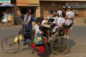 school bike