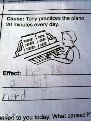 Effects Of Piano