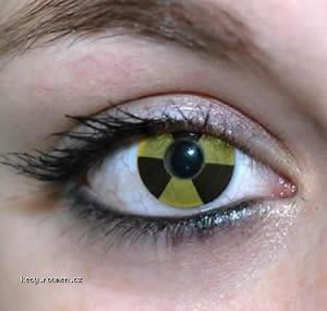Biohazard Lenses