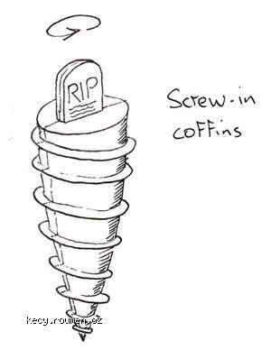 screwin coffin
