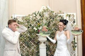 Awfully Photoshopped Russian Wedding Pictures2