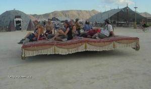 MHD  letajici koberec