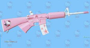 Pink samopal by Artur 02