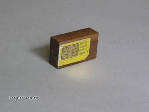 Wooden Phone 2