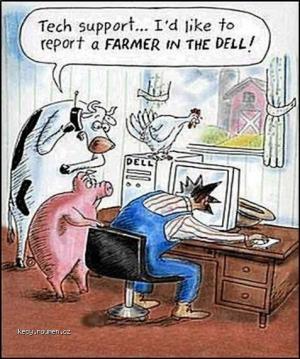 Daily Joke  Tech support