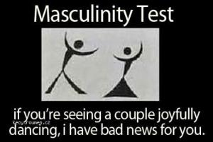 Mascunality Test